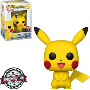 Funko Pop Pokemon Pikachu #353