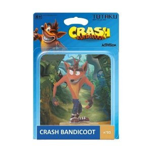 Totaku Crash Bandicoot - Crash #03