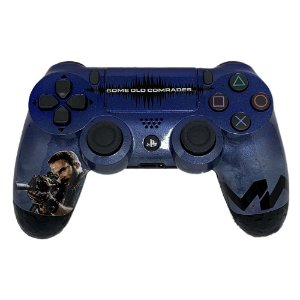 Controle sem Fio Dualshock 4 Sony Personalizado Call of Duty Modern Warfare - PS4