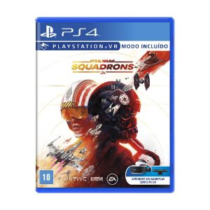 Jogo Star Wars: Squadrons - PS4