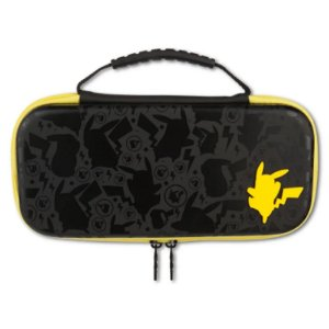 Case Nintendo Switch Pikachu Silhouette 2044