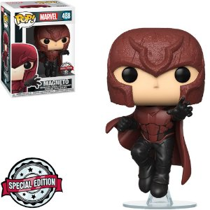 Funko Pop - Marvel X-Men 20Th - Magneto Exclusivo 488