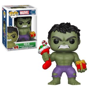 Funko Pop - Marvel - Hulk Holiday 398