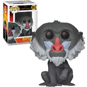 Funko Pop - Disney Lion King Live - Rafiki 551