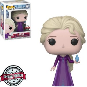 Funko Pop - Disney Frozen 2 - Elsa Nightgown Exclusivo 594