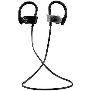 Fone de Ouvido Headset Bluetooth Esportivo Hs303 Cinza - Oex
