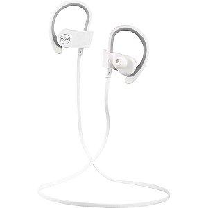 Fone de Ouvido Headset Bluetooth Esportivo Hs303 Branco- Oex