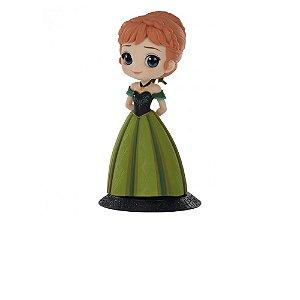 Action Figure QPosket Disney - Anna Coronation - Frozen