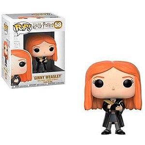 Funko Pop Harry Potter Ginny Weasley 58