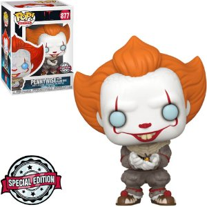 Funko Pop It Chapter 2 Pennywise With Glow Bug Exclusivo 877