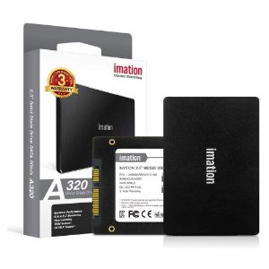 Ssd Imation 2.5 Sata III - A320 HD Ssd 240Gb