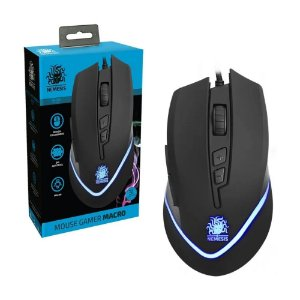 Mouse Gamer Macro Nemesis - Mg-01N