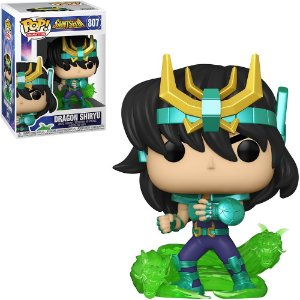 Funko Pop Saint Seiya Dragon Shiryu 807