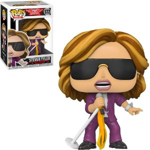Funko Pop Aerosmith Steven Tyler 172 Rocks