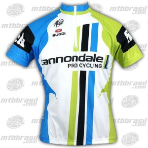 CAMISA CICLISMO CANNONDALE PRO CYCLING