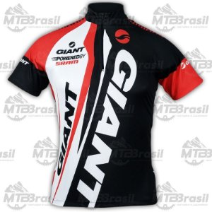 CAMISA CICLISMO GIANT