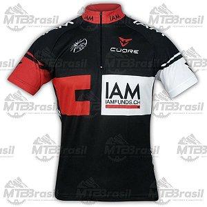 CAMISA CICLISMO IAM CYCLING