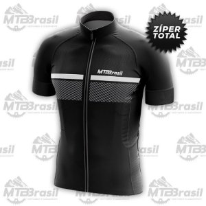 CAMISA CICLISMO MTB BRASIL UNLIMITED