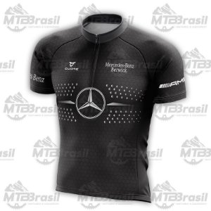 CAMISA CICLISMO MERCEDES CUORE