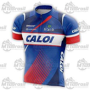 CAMISA CICLISMO CALOI RACING TEAM