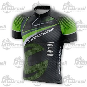 CAMISA CICLISMO CANNONDALE RACING TEAM