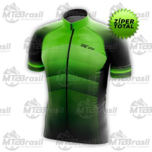 CAMISA CICLISMO SMART DEGRADÊ FLÚOR