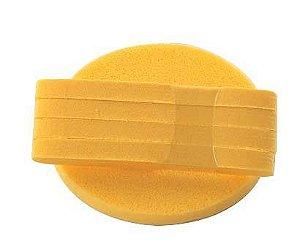 Esponja Amarela em Celulose Sintética X5 - Basicare
