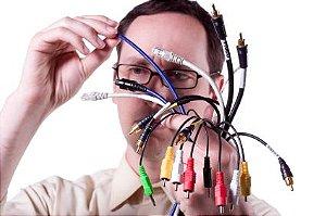 Conserto e Organização de Cabeamento de Voz,Dados e Video