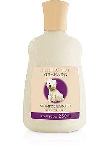 Shampoo para Pet com Silicone Granado - 250ml