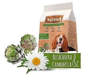 Biscoito Aufitus para Cães Adultos Sabor Alcachofra e Camomila - 200 gr