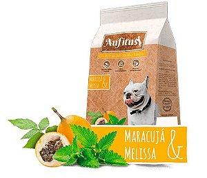 Biscoito Aufitus para Cães Adultos Sabor Maracujá e Melissa - 200 gr