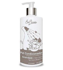 Condicionador para Pet Bio Florais Ansiedade Pelos Claros - 500 ml