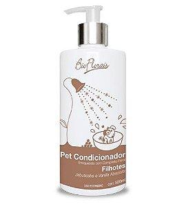 Condicionador para Pet Bio Florais Filhotes - 500 ml