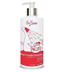 Condicionador para Pet Bio Florais SOS - 500 ml