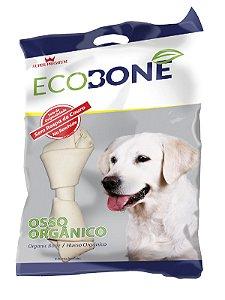 [PRÓXIMO DA VALIDADE] - Ossinho Para Cachorro Natural 100% Vegetal Nó 3/4