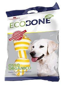 [PRÓXIMO DA VALIDADE] - Ossinho Para Cachorro Colorido 100% Vegetal Nó 5/6 - Pacote com 1 Unidade