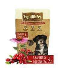 [PRÓXIMO DA VALIDADE] - Biscoito Equilibre para Cães Filhotes Sabor Cranberry e Equinácea - 200 gr