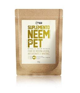 Suplemento Alimentar Neem Pet - Preserva Mundi 100g