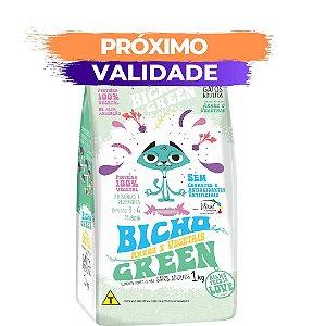 [Próximo Validade] Bicho Green - Alimento 100% Vegetal Vegano para Gatos Adultos 5KG