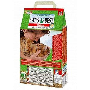 Areia para Gato Cat's Best  4,3kg