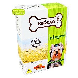 Krocão Biscoito Integral MINI Ossinho Mix 500 gr