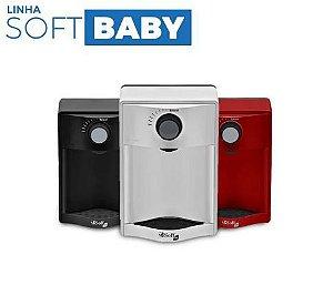 Locação Purificador de Água Soft Baby (Somente Água Natural) Promoção R$ 32,90 por Mês/Instalação Grátis*