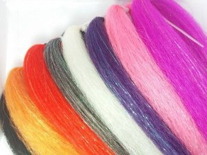 SPARKLE LIGHT FIBERS - Feathers&flies