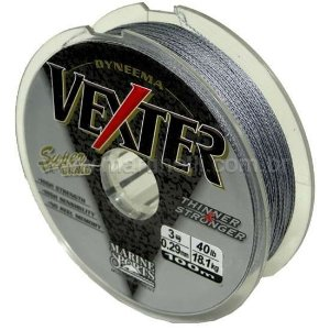 Linha Multifilamento Vexter Grey 70m