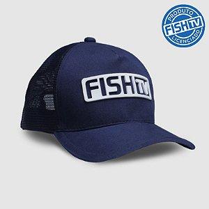 Boné Fish TV