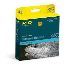 Linha RIO SUMMER REDFISH Blue/Sand WF6F