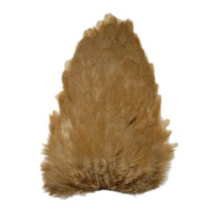 Wapsi Soft Hackle Hen Saddle Patches