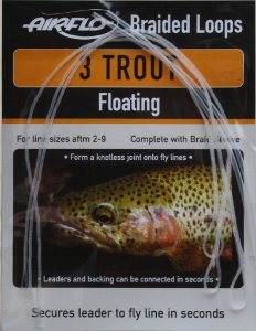 Braided Loops 3 Trout Floating