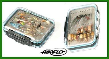 CAIXA DE FLY AIRFLO CLEAR-TEC  LARGE(GRANDE)