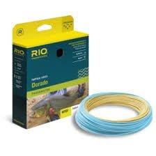 Linha Rio Dorado Tropical Series Freshwater ExP - Floating - WF8F Sand/Aqua Blue